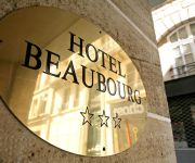 Photo of the hotel Hotel Beaubourg