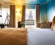 Photo of the hotel Hôtel Eiffel Trocadéro