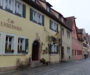 Rothenburg o.d. Tauber: Gerberhaus