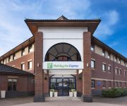 Photo of the hotel Holiday Inn Express WARWICK - STRATFORD-UPON-AVON