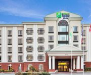 Photo of the hotel Holiday Inn Express & Suites WILSON-DOWNTOWN