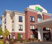 Photo of the hotel Holiday Inn Express & Suites MANCHESTER-AIRPORT