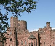 Photo of the hotel Peckforton Castle