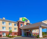 Photo of the hotel Holiday Inn Express & Suites PARKERSBURG - MINERAL WELLS