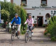 Photo of the hotel Waldhaus Knittelsheimer Mühle