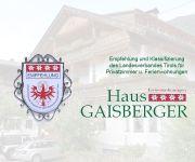 Photo of the hotel Haus Gaisberger