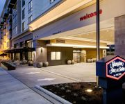 Photo of the hotel Hampton Inn - Suites by Hilton Seattle-Northgate