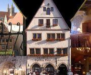 Gotisches Haus Historik Hotel