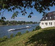 Schnellenburg am Rhein