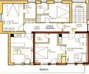 Appartement Rosengarten Pension