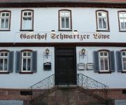 Schwartzer Löwe