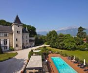 Chateau de la Commanderie Chateaux & Hotels Collection