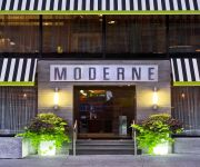 THE MODERNE