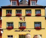 Stralsund: Altstadt Peiß Nichtraucherhotel