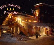 Hotel Restaurant Bellecôte Montchavin - La Plagne