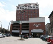Hampton Inn St Louis-Downtown -At the Gateway Arch- MO