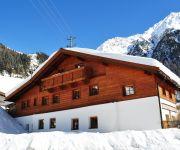 Bauernhof Haus Gletscherblick