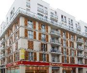 Appart City Paris Clichy Mairie Résidence Hôtelière