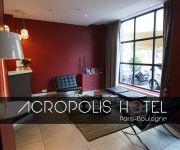 Acropolis Hôtel Paris Boulogne