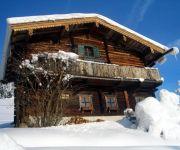 Chalet Alpenglück Hütte
