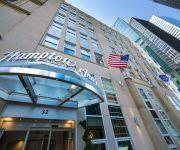 Hampton Inn Manhattan-Downtown-Financial District NY