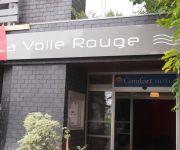 Comfort Hotel Rosporden Concarneau La Voile Rouge