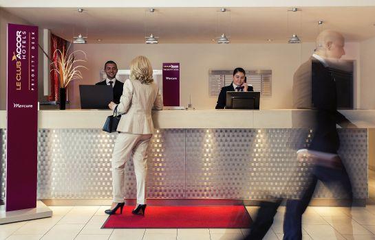 DUISBURG: Mercure Hotel Duisburg City