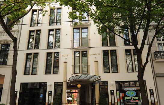 Bonn: Best Western Hotel Domicil