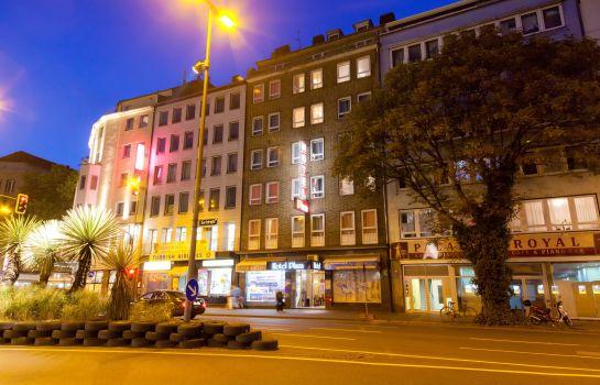 Düsseldorf: Novum Plaza Zentrum