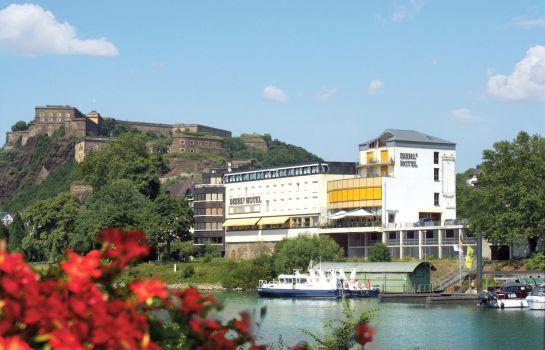 Koblenz: Diehl's Hotel