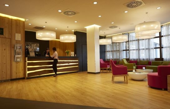 OFFENBURG: Mercure Hotel Offenburg am Messeplatz