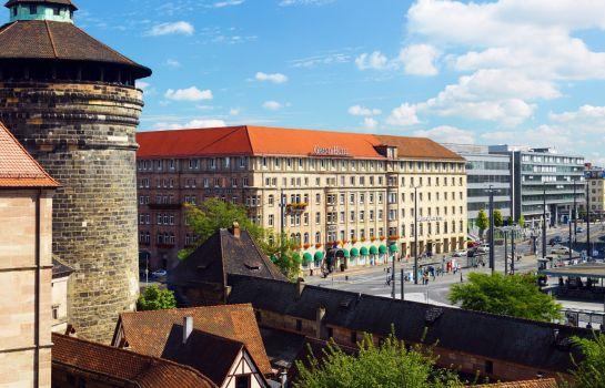 Nürnberg: Le Méridien Grand Hotel Nuremberg