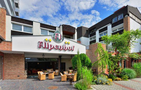 Augsburg: Alpenhof Ringhotel