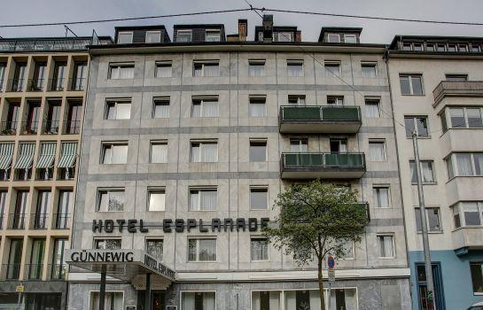 Düsseldorf: Günnewig Hotel Esplanade by Centro