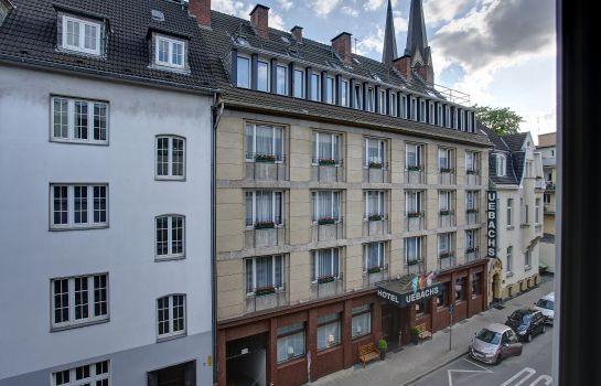 Düsseldorf: Centro Hotel Uebachs