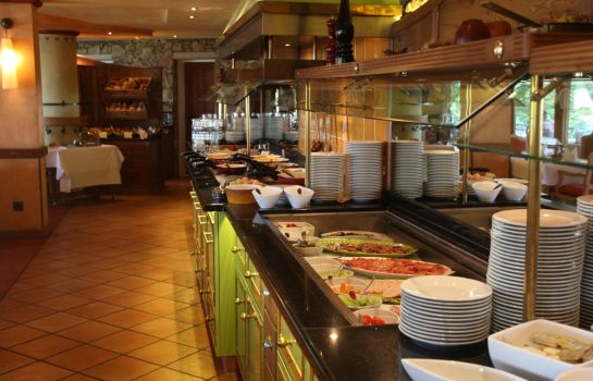 Mercure Hotel Panorama Freiburg-Freiburg im Breisgau-Buffet
