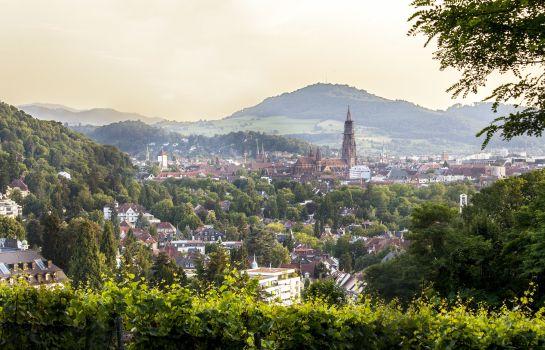 Mercure Hotel Panorama Freiburg-Freiburg im Breisgau-Ausblick