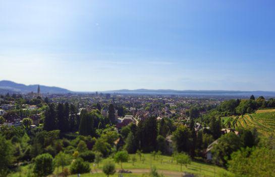 Mercure Hotel Panorama Freiburg-Freiburg im Breisgau-View