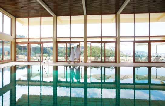 Mercure Hotel Panorama Freiburg-Freiburg im Breisgau-Schwimmbad