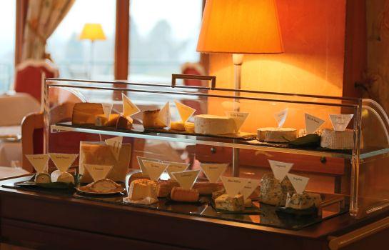 Mercure Hotel Panorama Freiburg-Freiburg im Breisgau-Restaurant