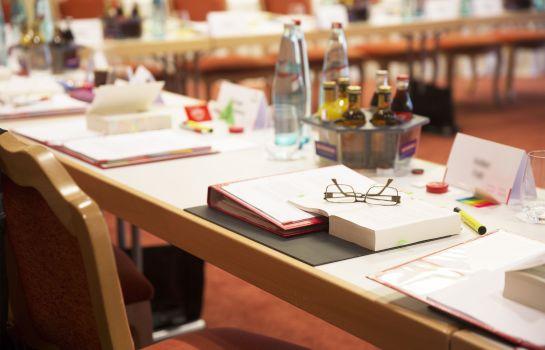 Mercure Hotel Panorama Freiburg-Freiburg im Breisgau-Conference room