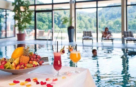 Mercure Hotel Panorama Freiburg-Freiburg im Breisgau-Wellness Area