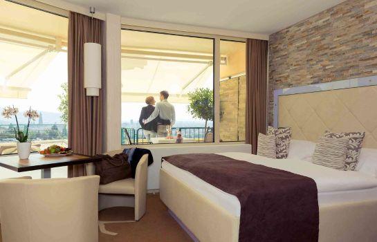 Mercure Hotel Panorama Freiburg-Freiburg im Breisgau-Room