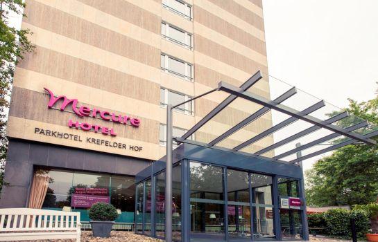 KREFELD: Mercure Parkhotel Krefelder Hof