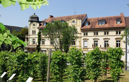 Park Hotel Post Am Colombipark-Freiburg im Breisgau-Aussenansicht
