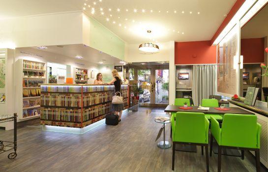 Park Hotel Post Am Colombipark-Freiburg im Breisgau-Hall