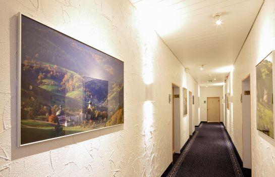 Park Hotel Post Am Colombipark-Freiburg im Breisgau-Hotel indoor area