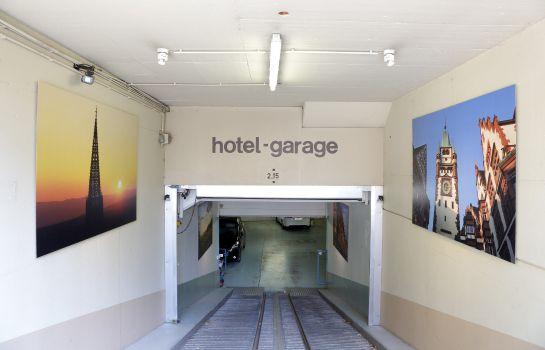 Park Hotel Post Am Colombipark-Freiburg im Breisgau-Hotel Innenbereich