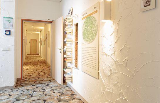 Park Hotel Post Am Colombipark-Freiburg im Breisgau-Interior view