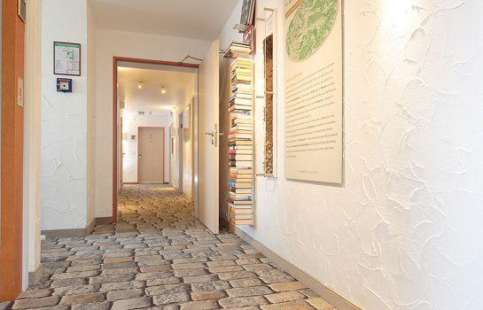 Park Hotel Post Am Colombipark-Freiburg im Breisgau-Innenansicht
